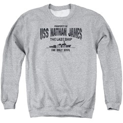 Last Ship - Mens Uss Nathan James Sweater