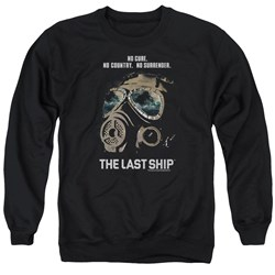 Last Ship - Mens Mask Sweater