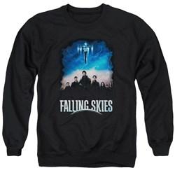 Falling Skies - Mens Main Players Sweater