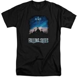 Falling Skies - Mens Main Players Tall T-Shirt