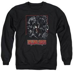 Falling Skies - Mens Collage Sweater