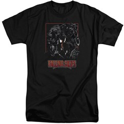 Falling Skies - Mens Collage Tall T-Shirt
