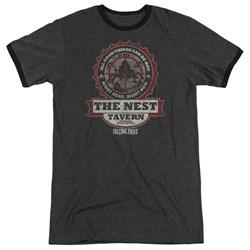 Falling Skies - Mens The Next Ringer T-Shirt