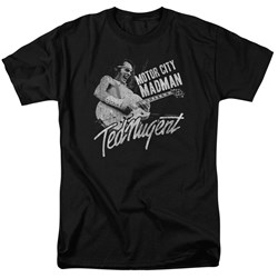 Ted Nugent - Mens Madman T-Shirt