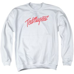Ted Nugent - Mens Clean Logo Sweater