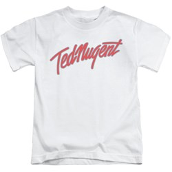 Ted Nugent - Little Boys Clean Logo T-Shirt
