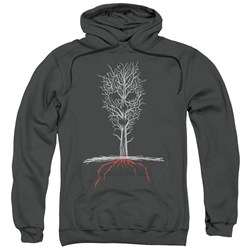 American Horror Story - Mens Scary Tree Pullover Hoodie