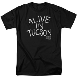 Last Man On Earth - Mens Alive In Tucson T-Shirt