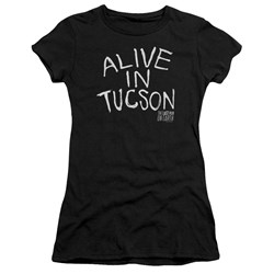 Last Man On Earth - Juniors Alive In Tucson T-Shirt