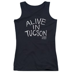 Last Man On Earth - Juniors Alive In Tucson Tank Top