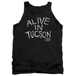 Last Man On Earth - Mens Alive In Tucson Tank Top