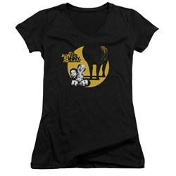 Its Always Sunny In Philadelphia - Juniors Pile V-Neck T-Shirt