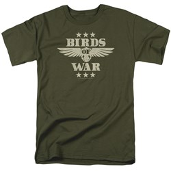 Its Always Sunny In Philadelphia - Mens Birds Of War T-Shirt