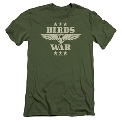 Its Always Sunny In Philadelphia - Mens Birds Of War Premium Slim Fit T-Shirt