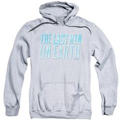 Last Man On Earth - Mens Logo Pullover Hoodie