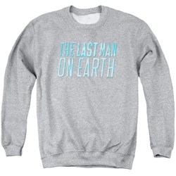 Last Man On Earth - Mens Logo Sweater