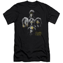 Its Always Sunny In Philadelphia - Mens Rocker Heads Slim Fit T-Shirt