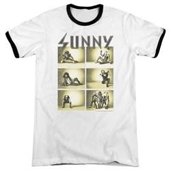 Its Always Sunny In Philadelphia - Mens Rock Photos Ringer T-Shirt