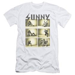 Its Always Sunny In Philadelphia - Mens Rock Photos Premium Slim Fit T-Shirt