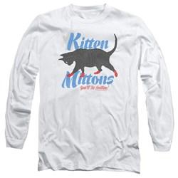 Its Always Sunny In Philadelphia - Mens Kitten Mittons Long Sleeve T-Shirt