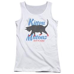 Its Always Sunny In Philadelphia - Juniors Kitten Mittons Tank Top