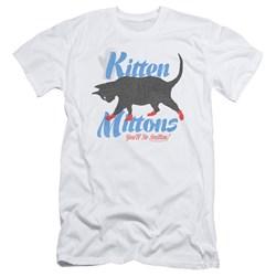 Its Always Sunny In Philadelphia - Mens Kitten Mittons Slim Fit T-Shirt