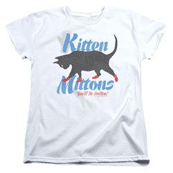 Its Always Sunny In Philadelphia - Womens Kitten Mittons T-Shirt