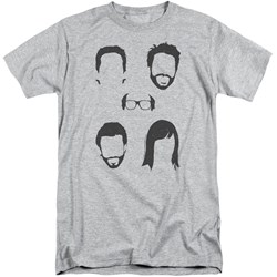Its Always Sunny In Philadelphia - Mens Casted Shadows Tall T-Shirt