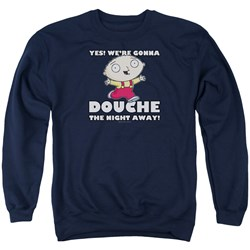 Family Guy - Mens Douche The Night Away Sweater
