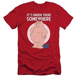 Family Guy - Mens Somewhere Premium Slim Fit T-Shirt