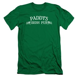 Its Always Sunny In Philadelphia - Mens Paddys Logo Slim Fit T-Shirt