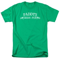 Its Always Sunny In Philadelphia - Mens Paddys Logo T-Shirt