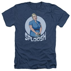 Archer - Mens Sploosh Heather T-Shirt