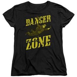 Archer - Womens Leap Of Faith T-Shirt