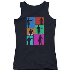 Archer - Juniors Silhouettes Tank Top