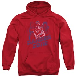 Archer - Mens Danger Zone Pullover Hoodie