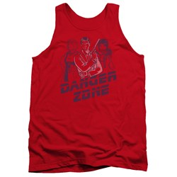 Archer - Mens Danger Zone Tank Top