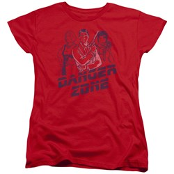 Archer - Womens Danger Zone T-Shirt