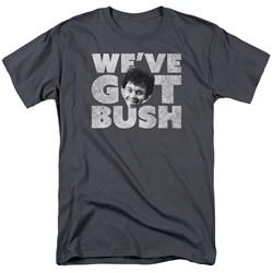 Revenge Of The Nerds - Mens We'Ve Got Bush T-Shirt