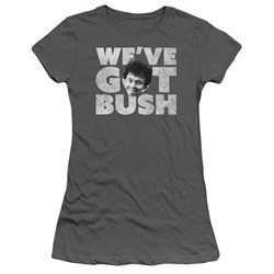 Revenge Of The Nerds - Juniors We'Ve Got Bush T-Shirt