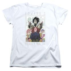 Edward Scissorhands - Womens Salon T-Shirt