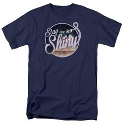 Firefly - Mens Stay Shiny T-Shirt
