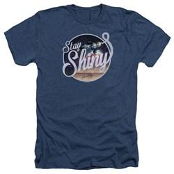 Firefly - Mens Stay Shiny Heather T-Shirt