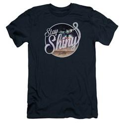 Firefly - Mens Stay Shiny Slim Fit T-Shirt