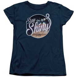 Firefly - Womens Stay Shiny T-Shirt