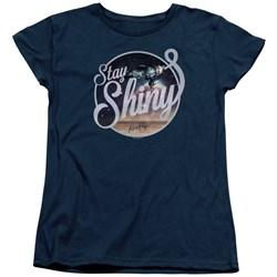 Firefly - Womens Stay Shiny T-Shirt