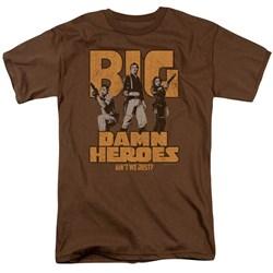 Firefly - Mens Big Damn Heroes T-Shirt