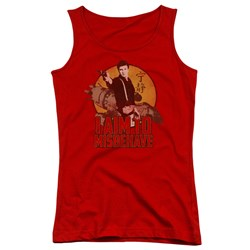 Firefly - Juniors I Aim To Misbehave Tank Top