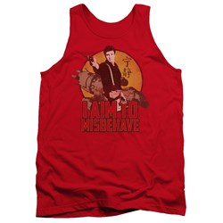 Firefly - Mens I Aim To Misbehave Tank Top
