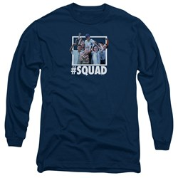 Sandlot - Mens Squad Long Sleeve T-Shirt